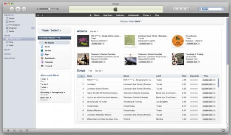 Truten iTunes